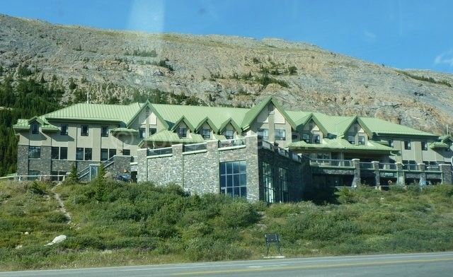#columbia Icefield centre for columbia icefield adventures.
