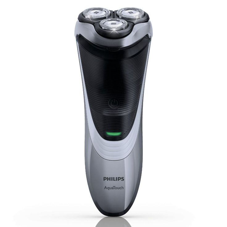 Personal Edge : Philips AT893/20 Rechargeable Shaver with 2 LED