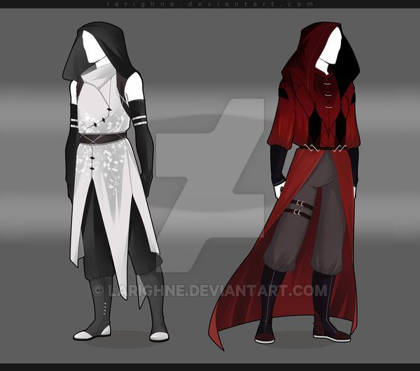 excellent anime fighting outfits male women