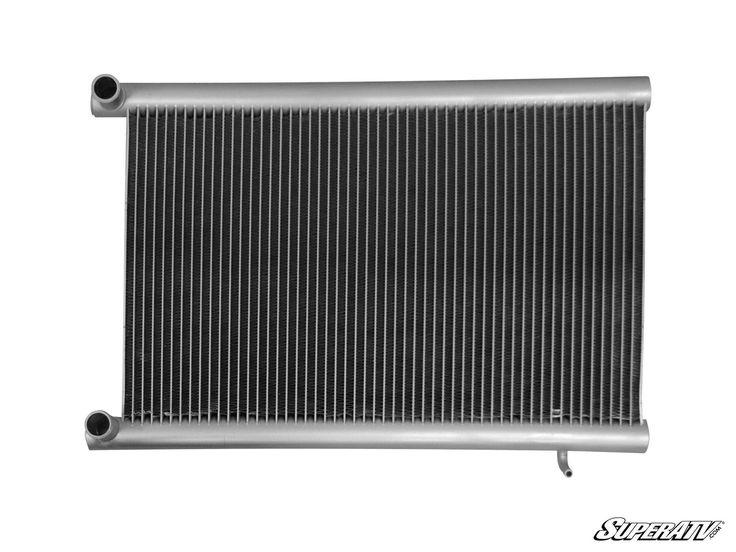 Polaris RZR XP 900 Aluminum Replacement Radiator