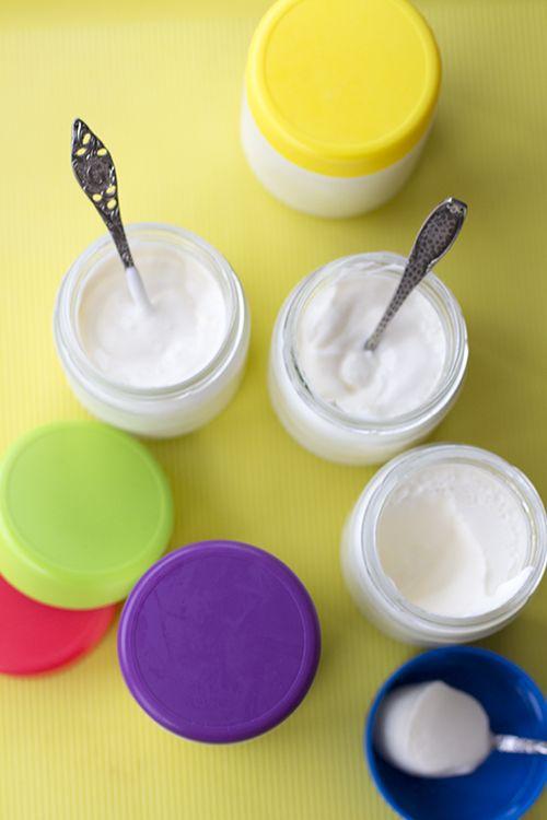 Vegatopia - Zelfgemaakte yoghurt