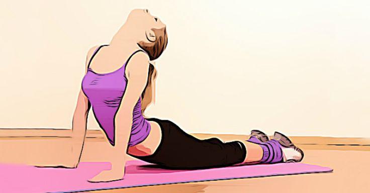 Olvídate del molesto dolor de espalda causado por la mala postura, dormir mal o cargar objetos pesados. Estos 6 ejercicios te ayudarán a eliminar ese malestar.