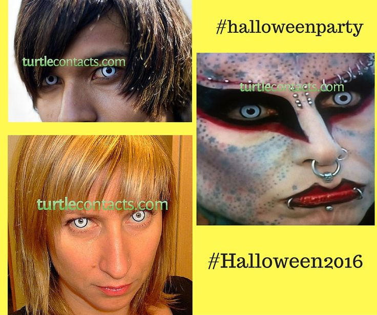 can halloween contact lenses damage your eyes
