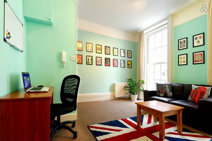 Check out this awesome listing on Airbnb: Stylish apartment in Central London - Apartments for Rent