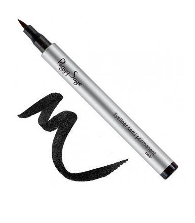 Semi-permanente eyeliner - noir 1.5ml op PrettyMe.be! De webshop voor kwalitatieve make-up en schoonheidsproducten! Gratis levering in BE & NL!