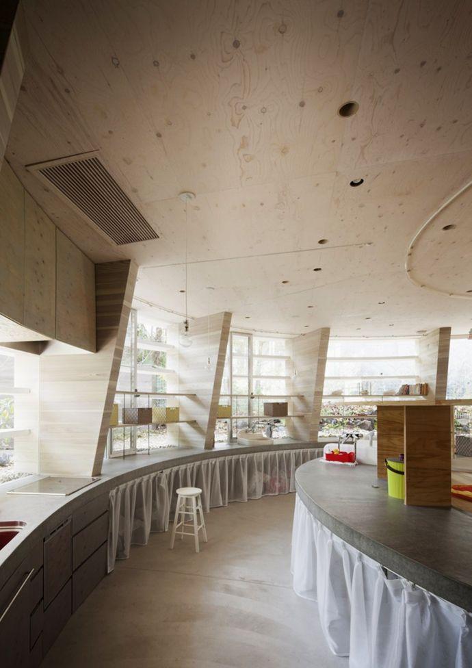 Wonderful Peanuts Nursery School By UID Architects Interiordesign2014.com Photo Gallery