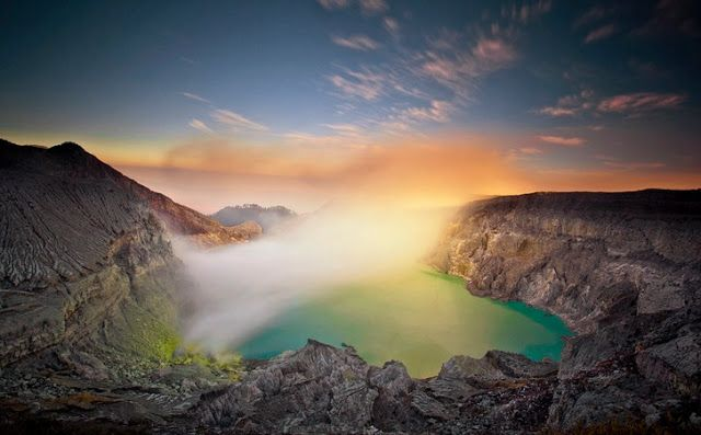 Popular Natural Attractions in Indonesia