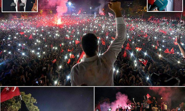 Party of power-hungry Erdogan loses Istanbul mayoral election