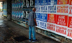 Puerto Rico heads to polls in referendum on becoming 51st state  -  June 11, 2017