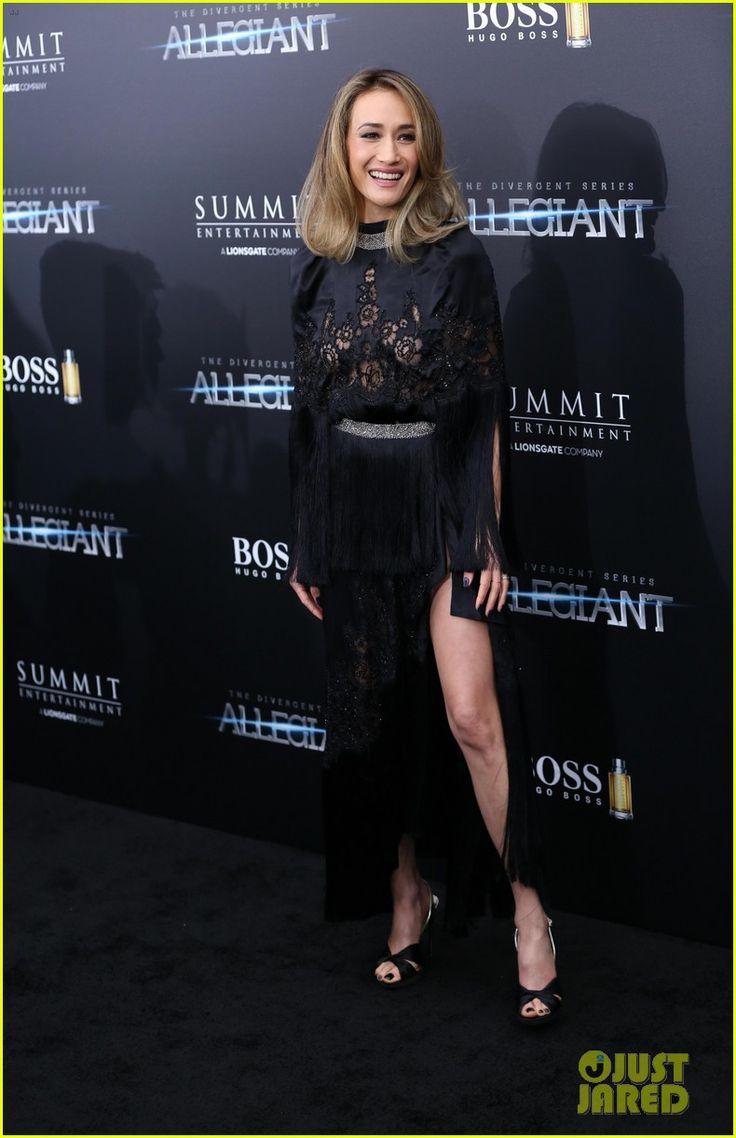 Naomi Watts, Maggie Q & Dylan McDermott Help Premiere 'Allegiant' ...