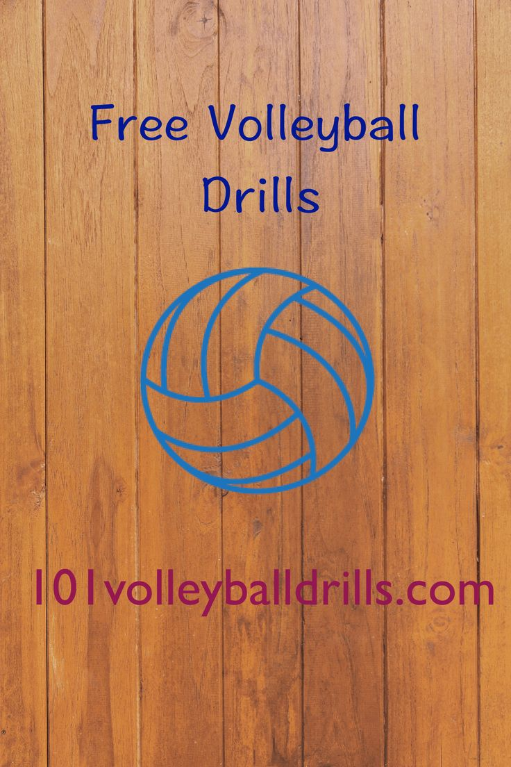 Tons of free drills and other great volleyball coaching info.  #volleyball #volleyballdrills #volleyballcoach