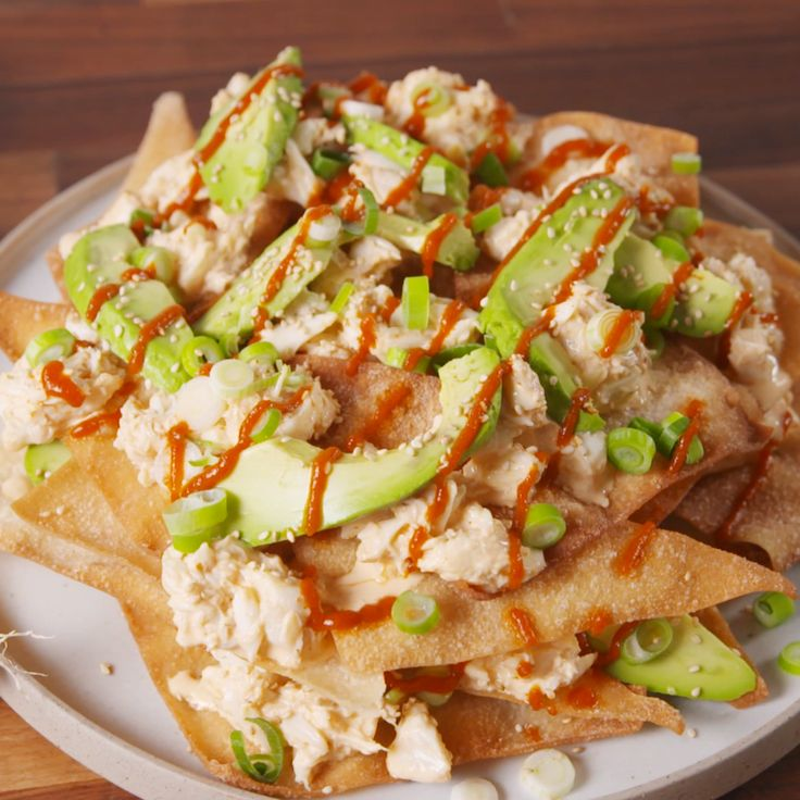 Nacho typical California roll. #food #easyrecipe #party #appetizers #ideas