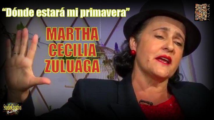 DÓNDE ESTARÁ MI PRIMAVERA - MARTHA CECILIA ZULUAGA - MARCO ANTONIO SOLIS