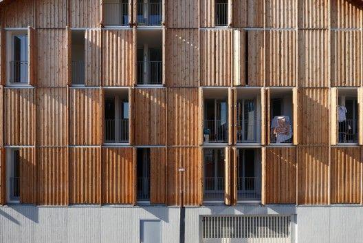 Wood + Facade