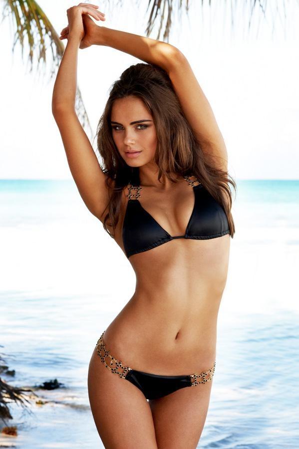 Overstuffed Bikini Busty