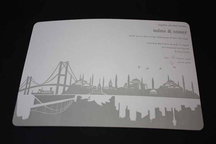 Letterpress printed works from Watermarx Graphics