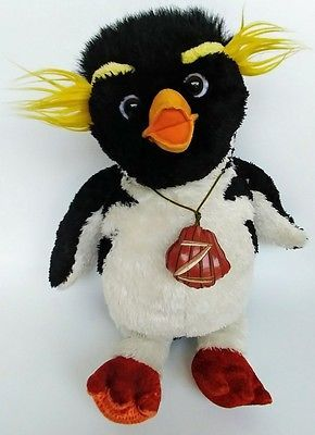 Build A Bear Penguin Cody Maverick Plush Surfs Up Disney Movie Retired Animal