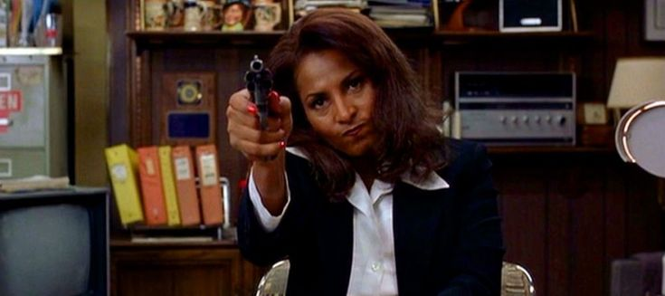 Jackie Brown at20: Revisiting Quentin Tarantino's Best Movie  ||  Quentin Tarantino's best and most underrated movie is two decades old today, so let's celebrate everything that is wonderful about Jackie Brown. http://www.slashfilm.com/jackie-brown-at-20/