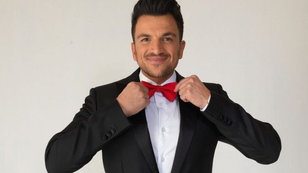Peter Andre has released the video and behind-the-scenes for his new video Kid.