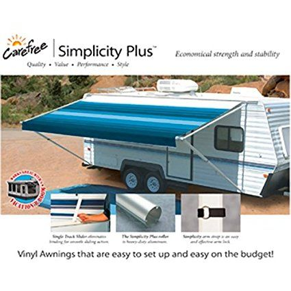 Carefree 77205500 Bordeaux 20 Simplicity Awning Rvandcamper