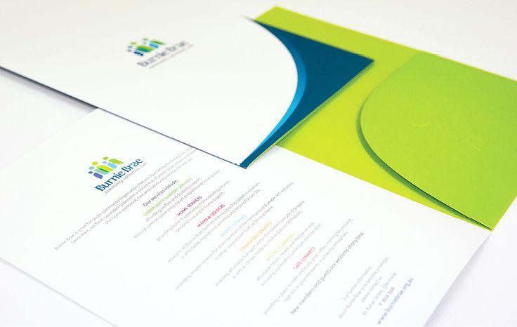 Salt Portfolio // Burnie Brae Presentation Folder