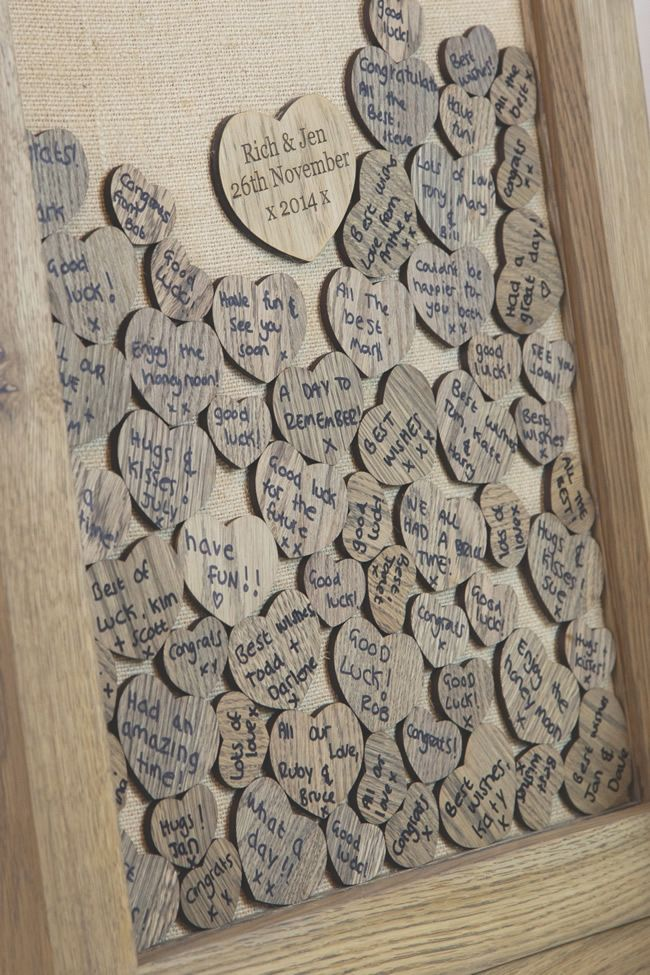 Win a Drop Top Guest Book from The Wedding Tree!
