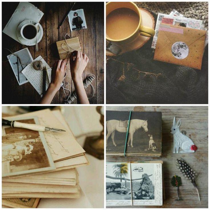 Бумажные письма в словах и картинках - Ярмарка Мастеров - ручная работа, handmade
