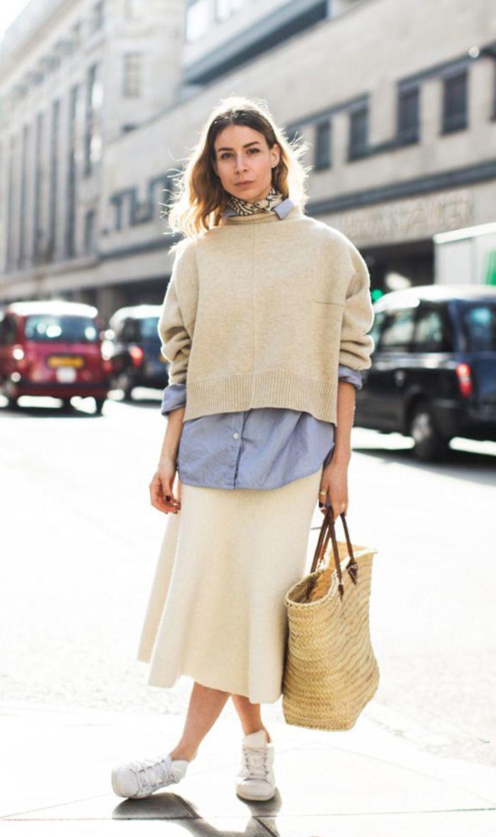 20 Cute Fall Outfits You Need to Copy via @WhoWhatWearUK