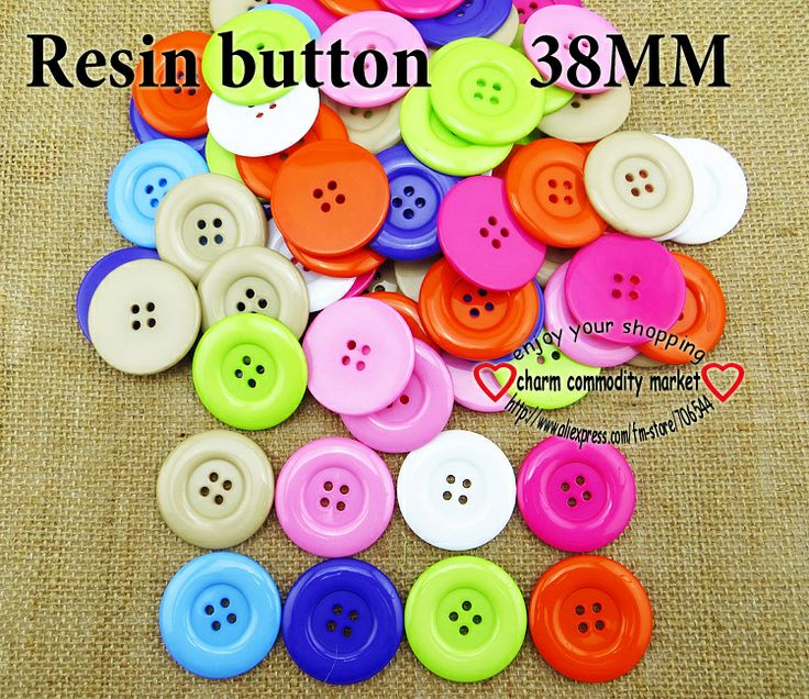 100PCS 38MM COAT sweater buttons wholesale clothes for fitness button craft mix R-075 $10,44