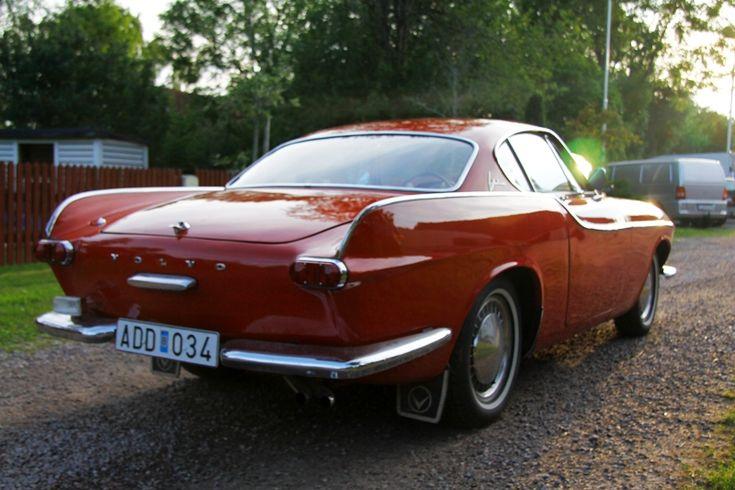 Volvo P1800 | Volvo P1800 1961 - 1963 Jensen built