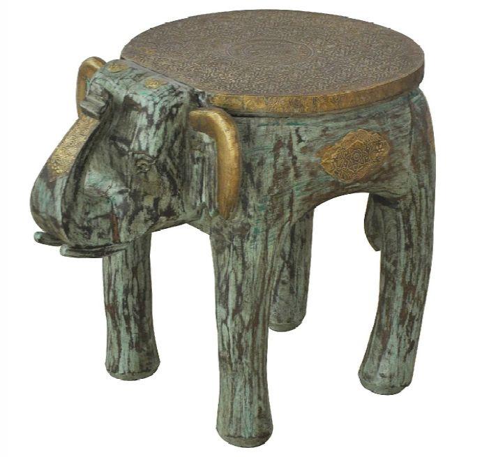 Taburet / stolička SHISHA - SCONTO NÁBYTOK