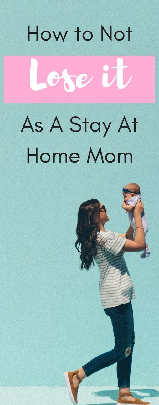 How to stay sane as a stay at home mom. The one piece of advice that changed my perspective and helps me stay sane as a stay at home mom. #parentingadvice #stayingathomemomadvice #momadvice