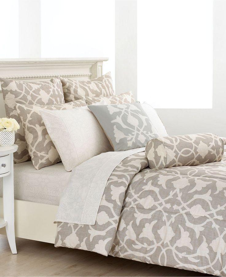 17 Best Ideas About Grey Comforter Sets On Pinterest