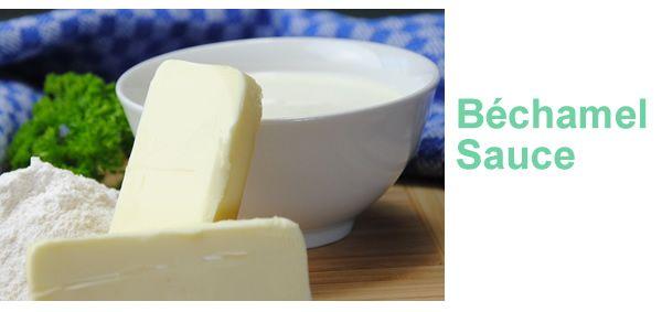 Bechamel Soße - Rezept für Sauce Bechamel - leckere Grundsoße für alle helle Soßen zum verfeinern - Ihr Soße Bechamelsauce