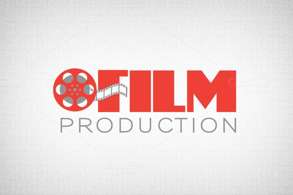 Check out Film Production Logo by Lucion Creative on Creative Market
