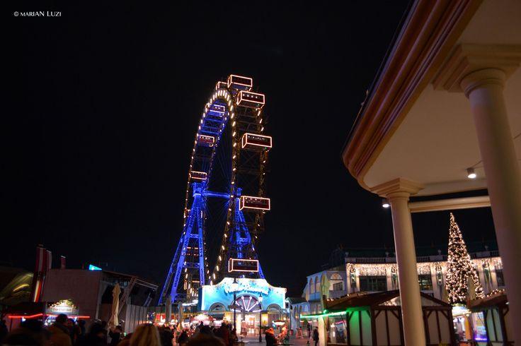 Photo of Prater, Ferris wheel (Vienna, Austria)