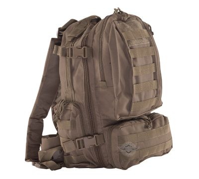 WIN a Urban Tactical Day Pack FREE! I got an extra entry if I pinned it