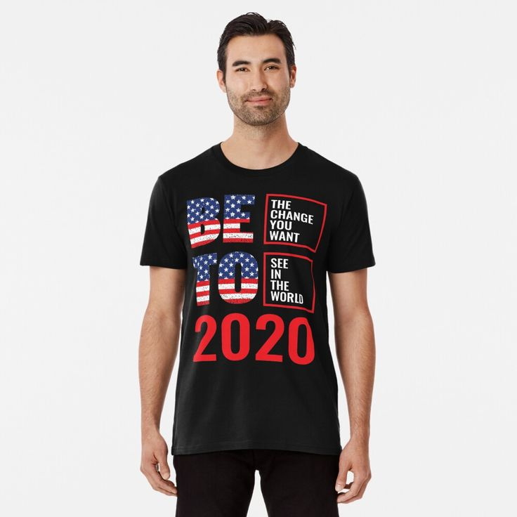 'Beto for President 2020' T-Shirt by tuly2002
