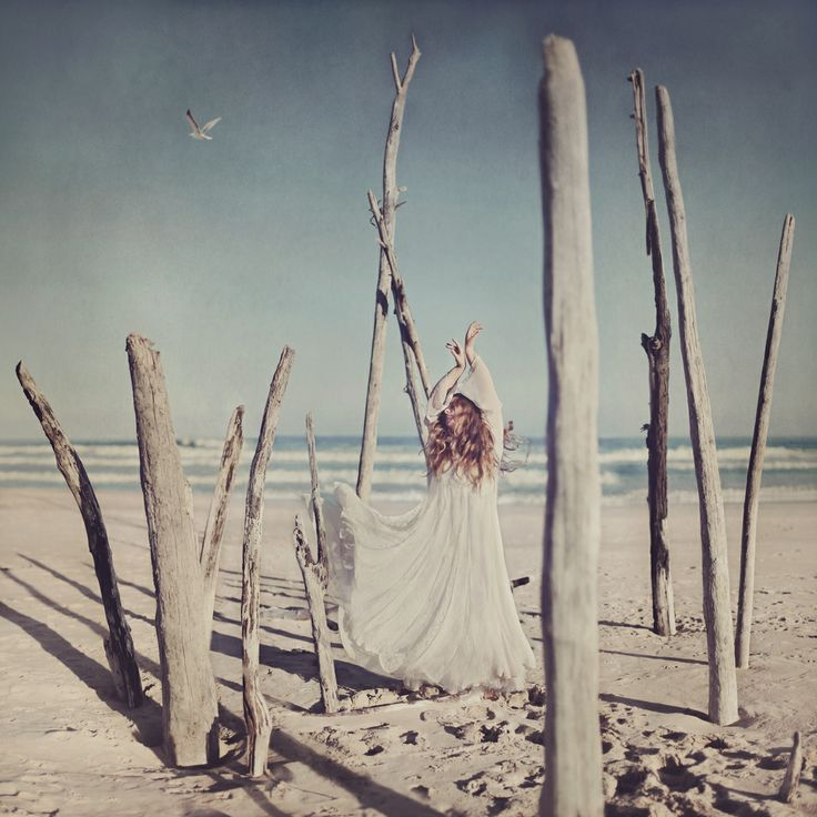 """Memorial"" © Natascha van Niekerk Fine Art Photography as decor. Conceptual portrait."