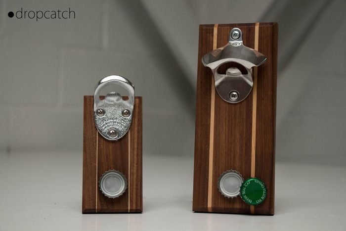 Dropcatch wall mount magnetic bottle opener tech pinterest radiant barrier insulation - Bottle opener wall mount magnet ...
