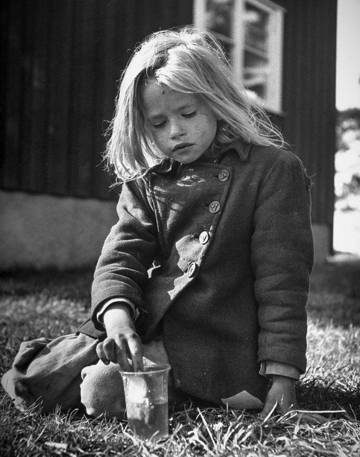 Stockholm 1949   Photo: Mark Kauffman