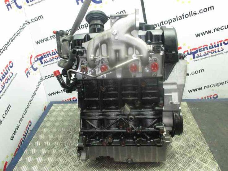 Recuperauto Palafolls le ofrece en stock este motor de Seat Ibiza 6L1 Reference 1.9 TDI 05.04 12.08 con referencia AXR. Si necesita alguna información adicional, o quiere contactar con nosotros, visite nuestra web: http://www.recuperautopalafolls.com/