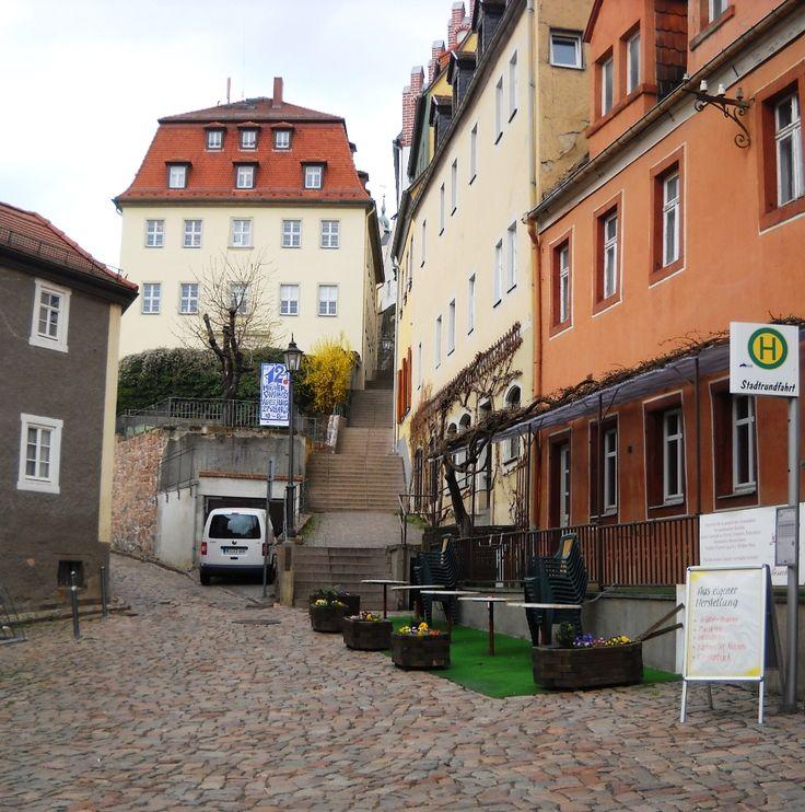 U restaurace - Míšeň - Německo