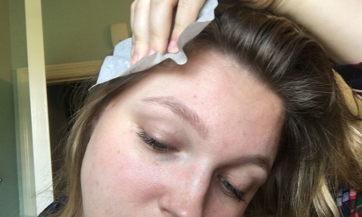 Blotting Paper For Your Hair Now Exists & I Can't Stop Using Them