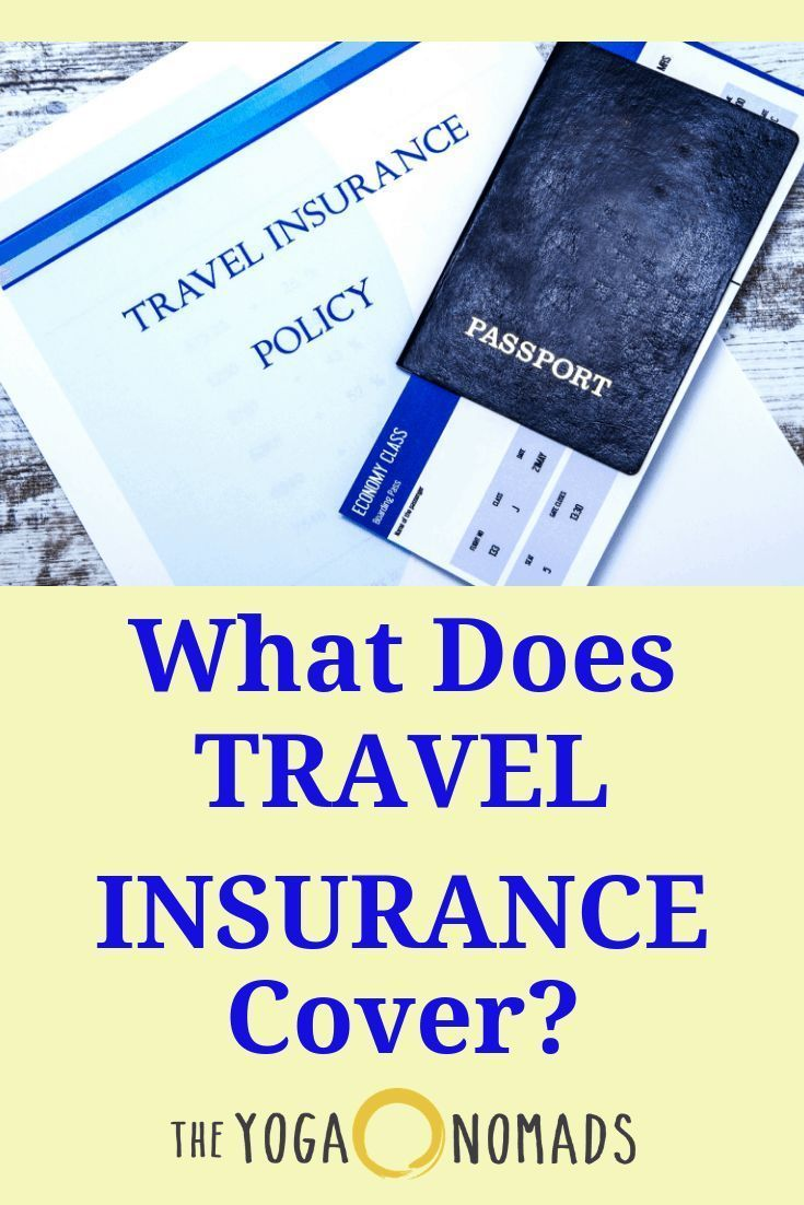 What Does Travel Insurance Cover World Nomads Travel Insurance