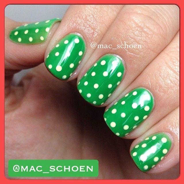 Instagram photo by mac_schoen #nail #nails #nailart: Nails Nails, Fab Nailz, Adorable Nails, Nail Polish, Beautiful Nails, Nails Nailart, Fingernail Designs, Nails Galore, Nail Art