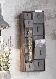 082 Ladenkastje -LAATSTE- | Hubsch | At Home Living