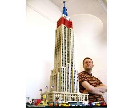 Chic LEGO Jewelry