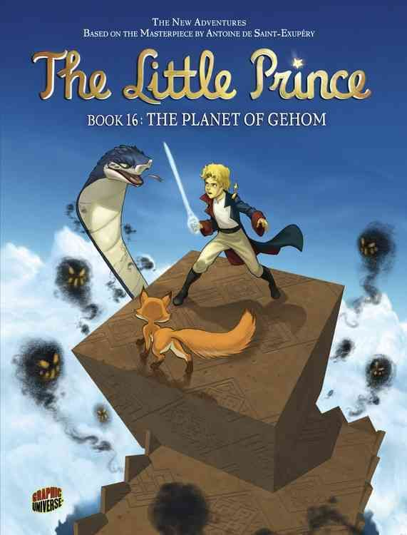 The Little Prince 16: The Planet of Gehom