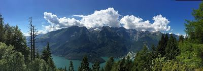 Trentatre'Trentini33人のトレント人: 眺望、モルヴェーノ 湖&ドロミティ・ブレンタ #molveno #dolomitidibrenta